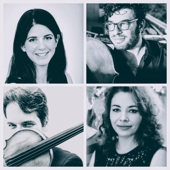 מוסיקה קאמרית במיטבה - רביעיית היידן הישראלית