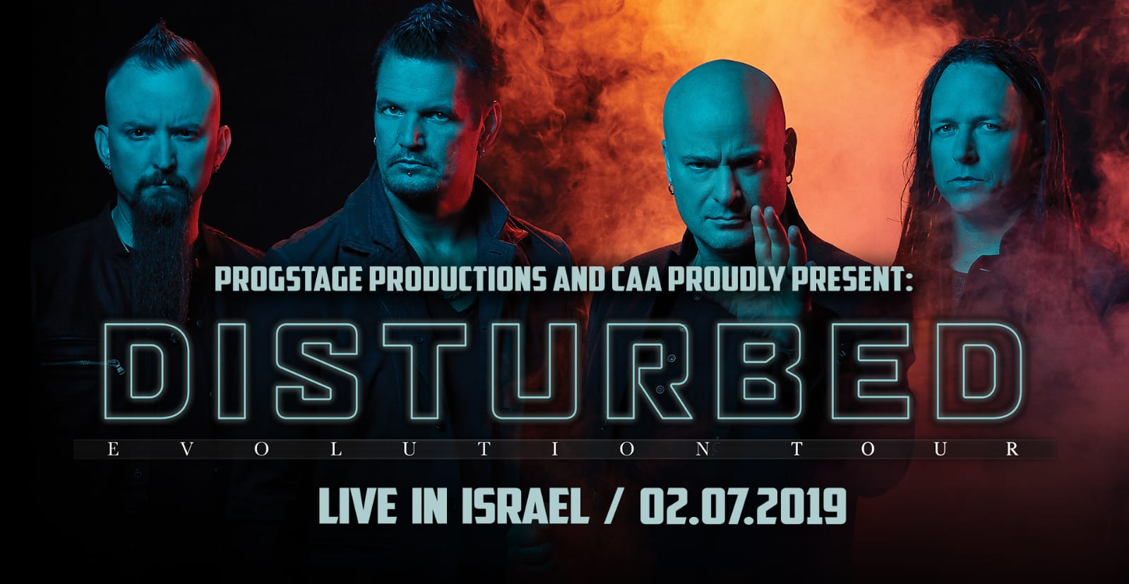 (Disturbed Evolution Tour (Live in Israel