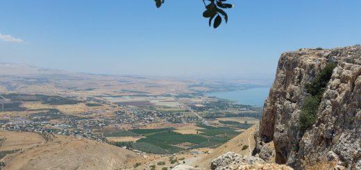 טו פור וואן - הר הארבל ונחל זאכי