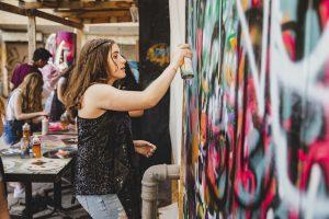 ציירו זאת בעצמכם: סיור וסדנת גרפיטי בתל אביב