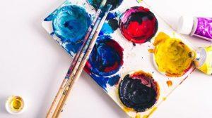שמים צבע על הרגש: אימון בעזרת אומנות